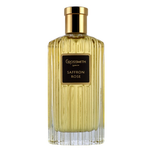 grossmith black label - saffron rose