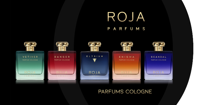 Roja Parfums Cologne Collection