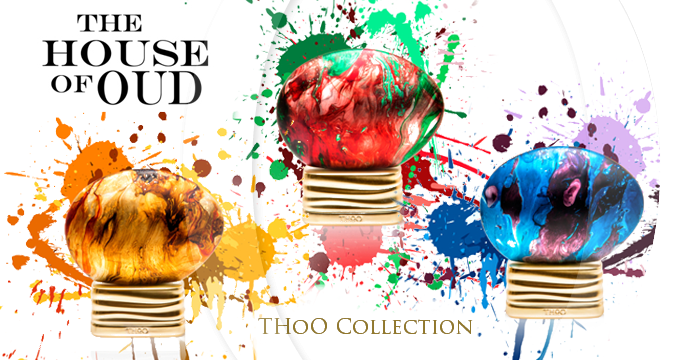 The House of Oud THoO Collection